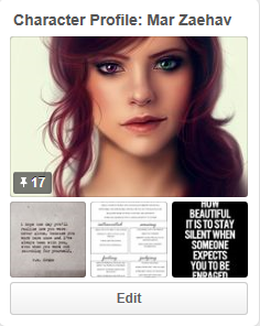 Mar Zaehav's Pinterest page