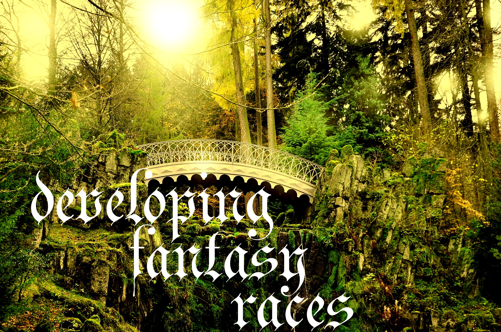 Creating And Characterizing Fantasy Races Guest Post Write For The King