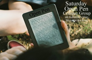 Saturday Open Pen on Write for the King