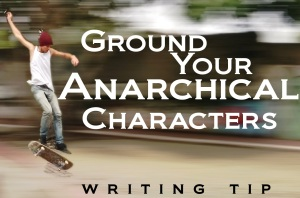 What makes Loki, Grant Ward, Moriarty, Prince Hal, or Grantaire such great characters? And how do we as writers succeed in writing anarchical characters?