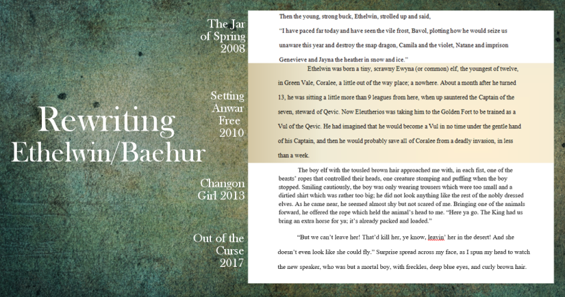 Rewriting Ethelwin/Baehur