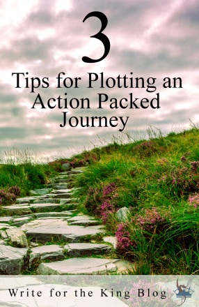 3 Tips for Plotting an Action Packed Journey