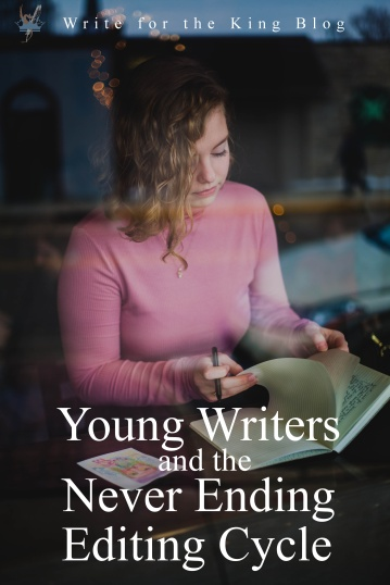 Young Writers and the Never Ending Editing Cycle