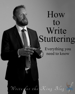 Everything You Need to Know About Writing a Stutter