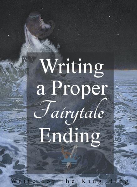 Writing a Proper Fairy Tale Ending